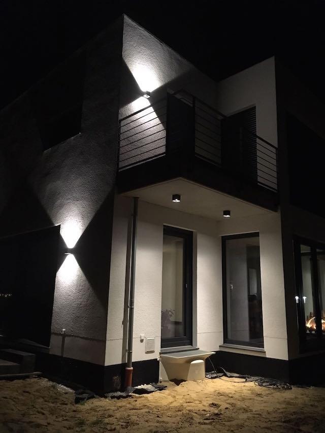 Aussenbeleuchtung Fassade aussenbeleuchtung planergruppe licht planergruppe licht