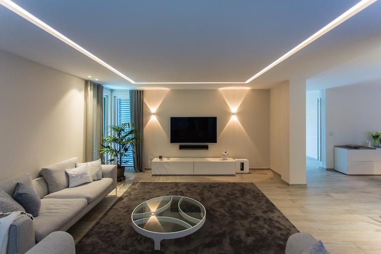 Lichtplanung Wohnzimmer Design : Lichtplanung einfamilienhaus nrw » planergruppe licht